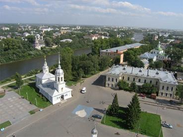 Грузоперевозки в Вологде