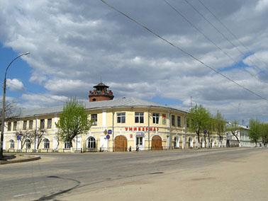 Грузоперевозки в Грязовце