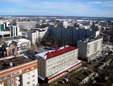 Грузоперевозки в Сыктывкаре