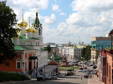 Грузоперевозки в Нижнем Новгороде