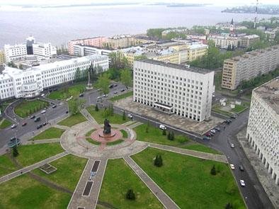 Грузоперевозки в Архангельске