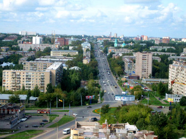 Грузоперевозки в Ижевске