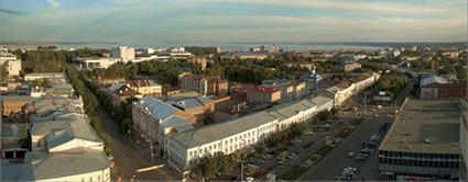 Грузоперевозки в Ульяновске