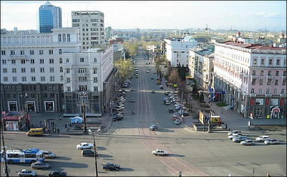 Грузоперевозки в Челябинске
