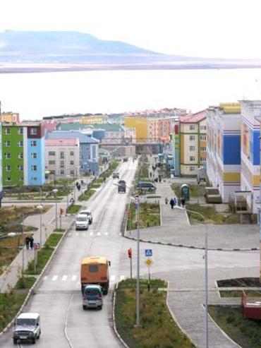 Грузоперевозки в Анадыре